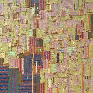 Raybur acrylic canvas art by David Harrison